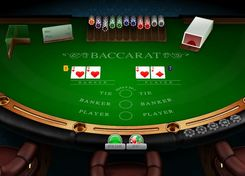 Finding Easy Casino Games With Online Baccarat